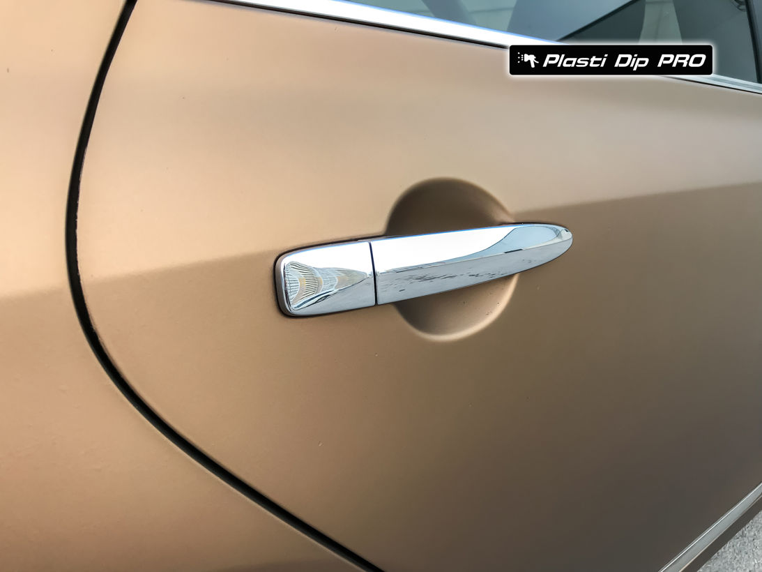 Nissan Teana Plasti Dip color Burnt Brown-5